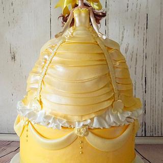 Princess Belle - Cake by Siep