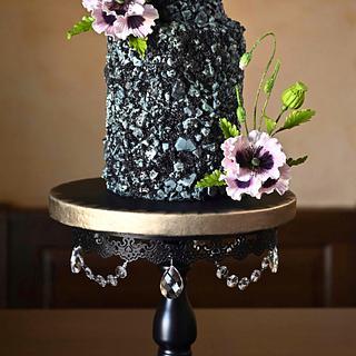 Oriental Poppy Cake