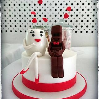 Kinderriegel Love Couple