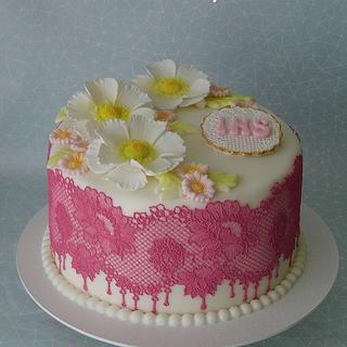 First Communion - Cake by Marek