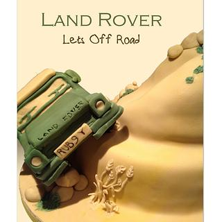 Love the Land Rover