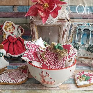 Christmas Story - Cake by Olivera Vlah