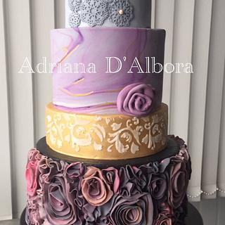 All in one - Cake by Adriana D'Albora