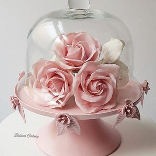Sugar Roses!