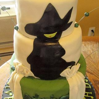 The Wicked  - Cake by Laura