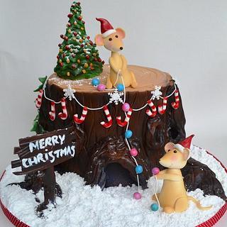 Mousey Christmas