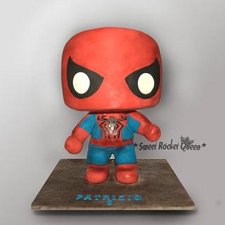 Funko Pop Spiderman!