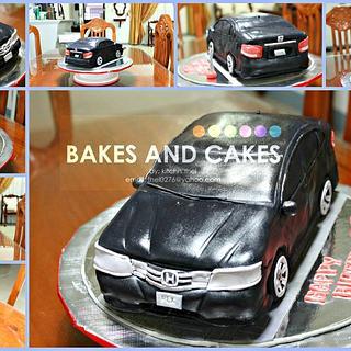 HONDA CAR CAKE 2010: TUTORIALS