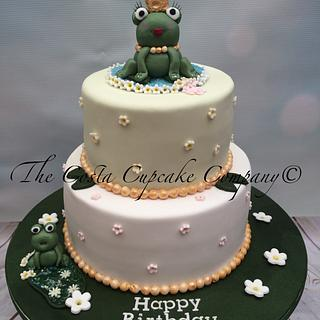 The Princess Frog