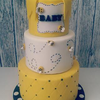 Bumble Bee Babyshower