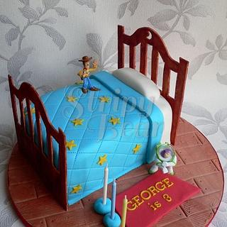 Toy Story Bed