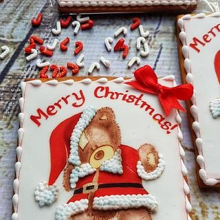 Merry Christmas 🌲🤶🎅 - Cake by DDelev