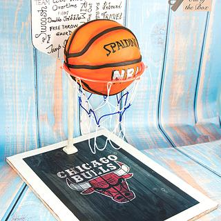 Dunking it right..!! - Cake by Out of the Box