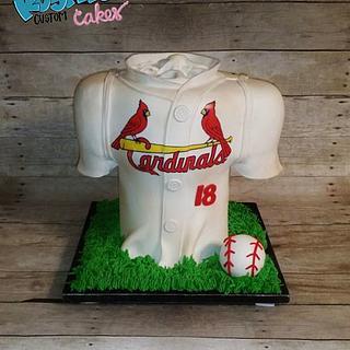 St. Louis Cardinals 3D Jersey