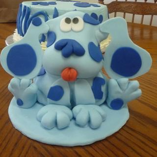 Blues clues - Cake by Natali