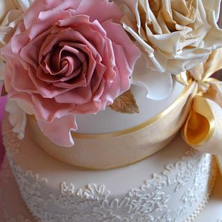 Karen - Cake by Amanda Earl Cake Design