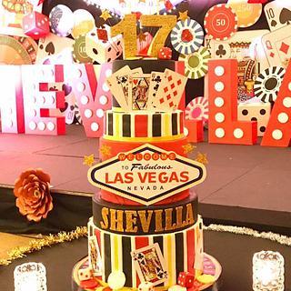Las Vegas birthday