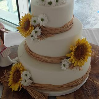 wedding cake - Cake by Isabel costa