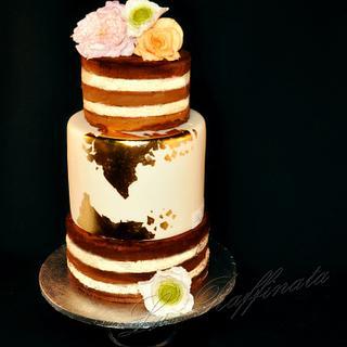 Naked cake - Cake by La Raffinata