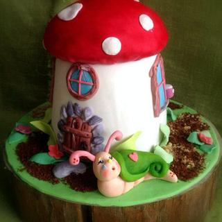 A house for snails!