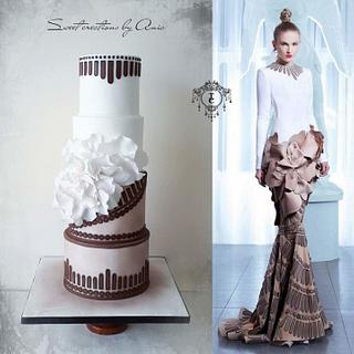Couture Cakers  Collaboration 2018