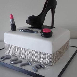 Glamour cake - Cake by Isabel costa