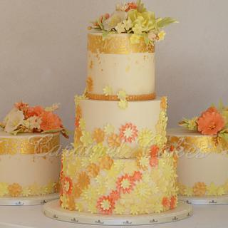 Wedding love Cakes