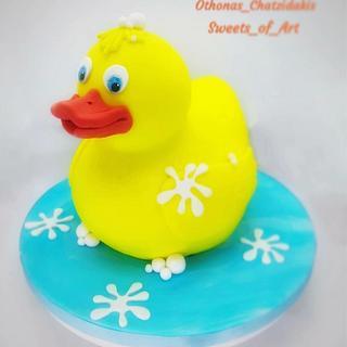 Rubber or Sugar Ducky?