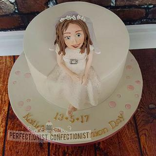 Kate - Communion Cake