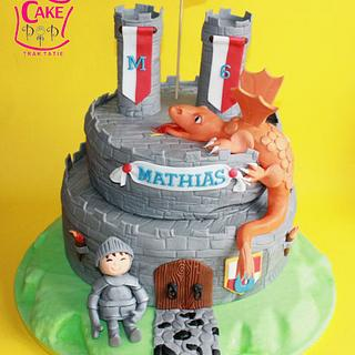 Knights and Dragons castle