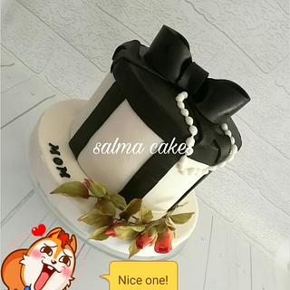 box cake theme
