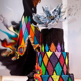 Fashion cake Colombina