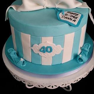 Birthday Cake!!! - Cake by DeliciasGloria