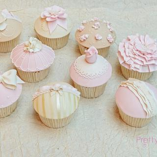 Boutique cupcakes