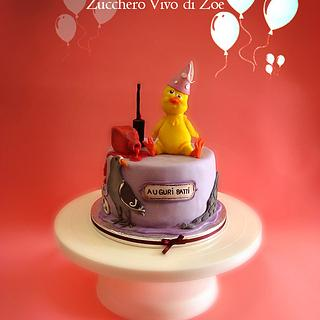 Birthday cake for children's