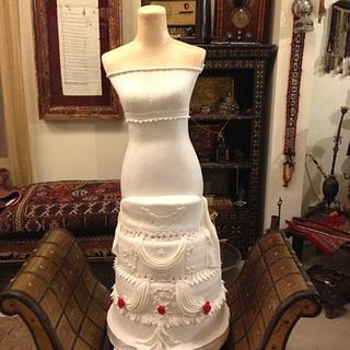 Wedding cake  - Cake by Maya Zantout