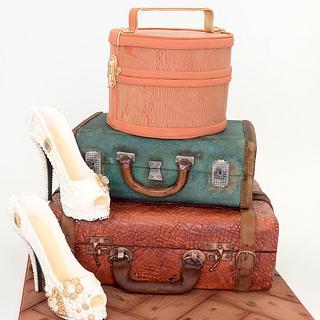 cake international wedding cake - Cake by jen lofthouse