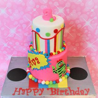 Yo Gaba happy birthday! - Cake by Not Your Ordinary Cakes