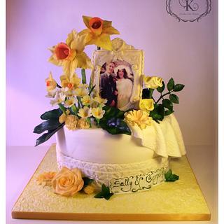 Yellow Ruby wedding :-)