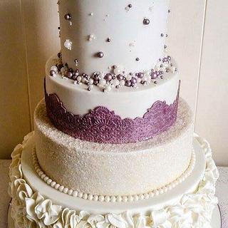 Textured Luxury Wedding