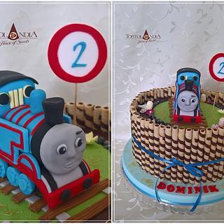 Thomas...