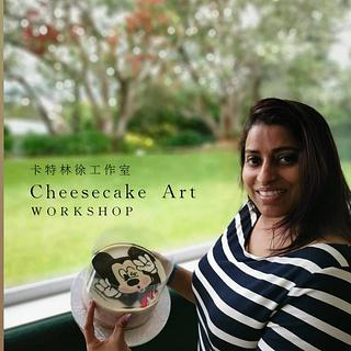 Cheesecake Art workshop