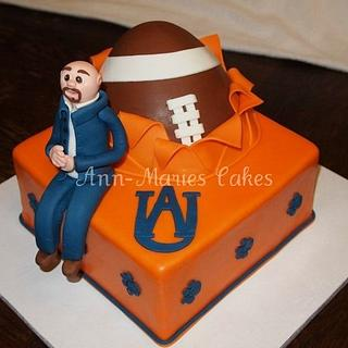 Mr Turley's Auburn cake - Cake by Ann-Marie Youngblood