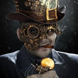 Austin's Zabardast Steampunk gear