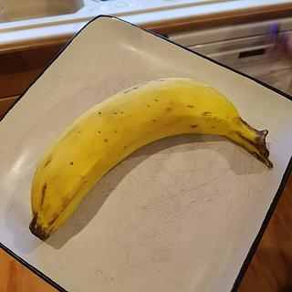 Banana or cake?