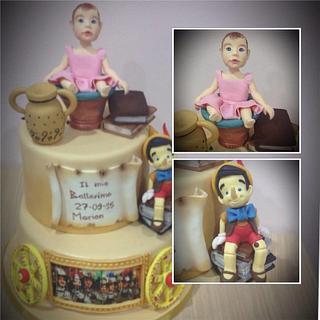 I love Sicily - Cake by Valeria Antipatico
