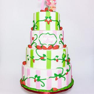 Strawberry Shortcake - Cake by Yellow Box - Cakes & Pastries