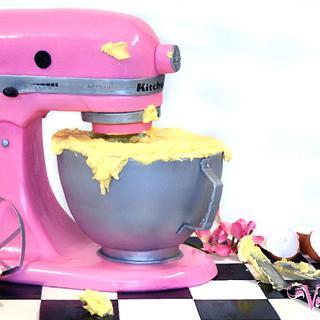 Kitchen Aid 3D Cake