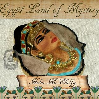 Queen Nefertiti (Egypt Land of Mystery Collaboration).