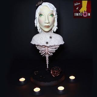 Jolit (Lady Halloween) - Tickle my bones collaboration